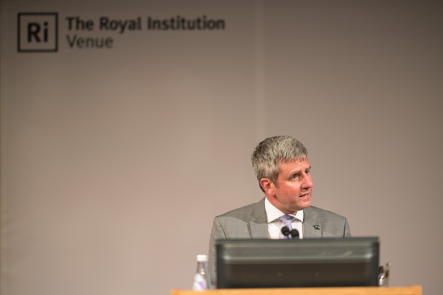 Brief: Photographs of a Vice-Chancellor for their marketing materials. Venue: The Royal Institution.